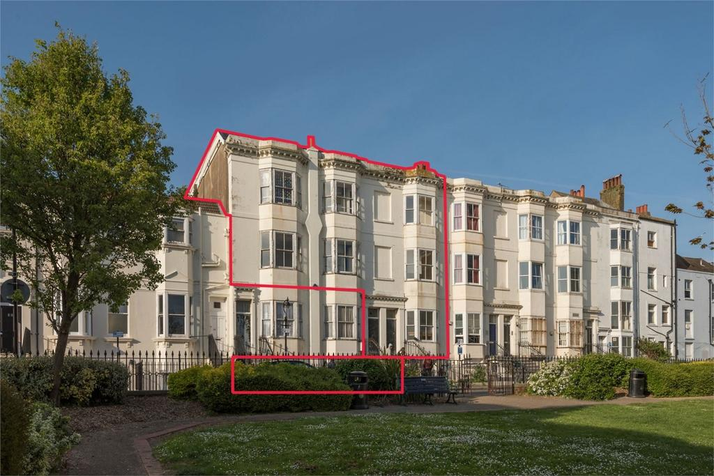 Land Commercial for sale in Clarence Square, Central Brighton