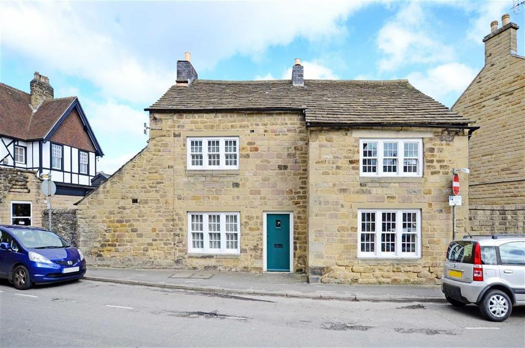 4 Bedrooms Link Detached House for sale in Stonecroft, Bath Street, Bakewell, Derbyshire, DE45