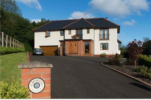 4 bedroom detached house for sale - Cefn Mably Road, Lisvane, Cardiff