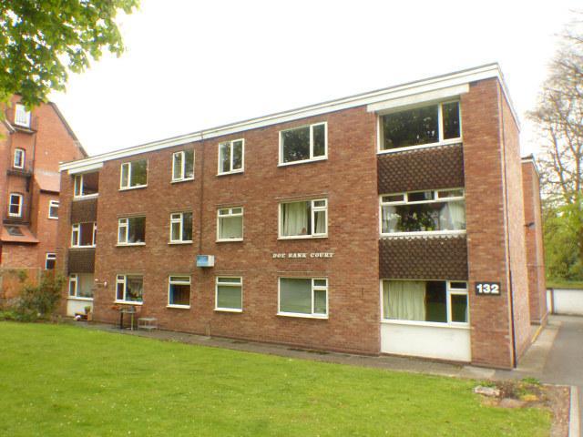 2 Bedrooms Flat for sale in Doebank Court,Lichfield Road,Four Oaks