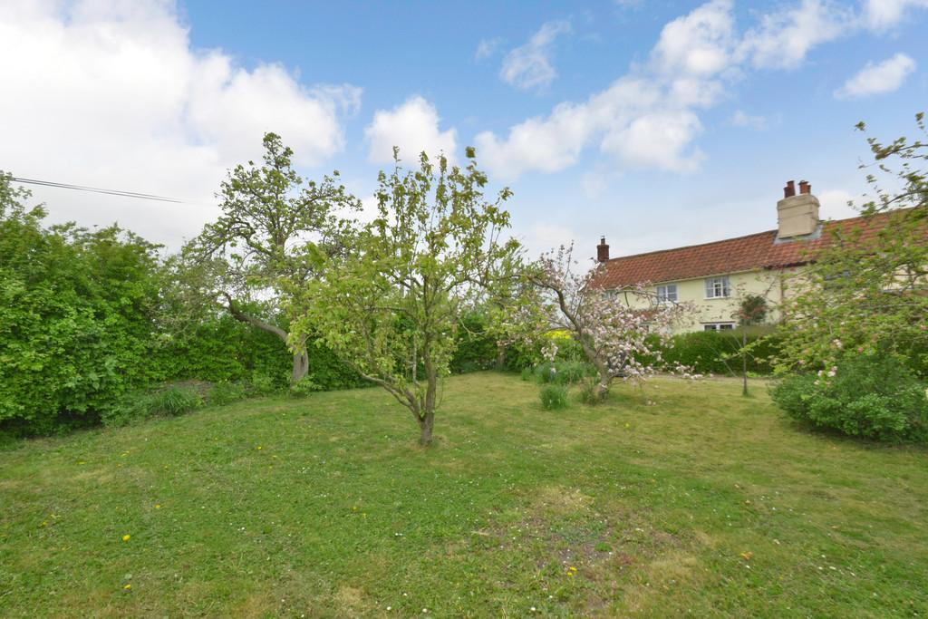 2 Bedrooms Semi Detached House for sale in North Green Road, Pulham St Mary