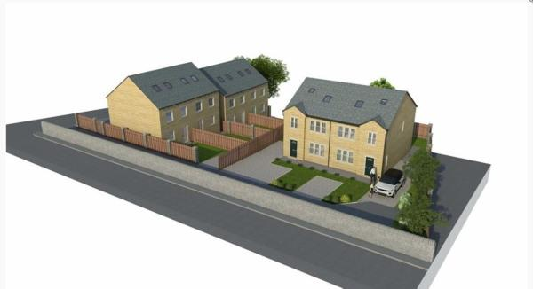 5 Bedrooms Semi Detached House for sale in Plot 5, Swanfield Drive, Clarence Street, Colne BB8 0PP