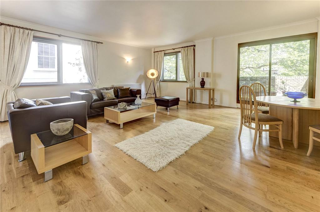 2 Bedrooms Flat for sale in Hungerford House, Napier Place, London, W14