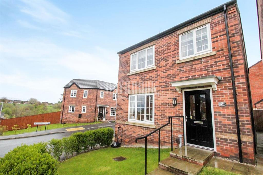 4 Bedrooms Detached House for sale in Windmill Close, Barnsley
