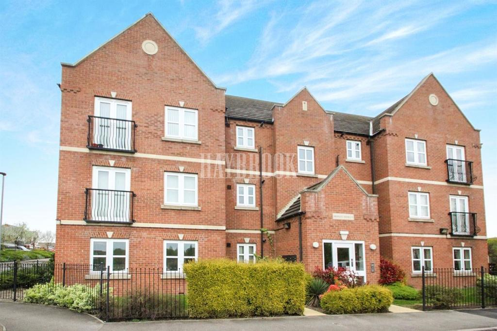2 Bedrooms Flat for sale in Highgate House, Shafton
