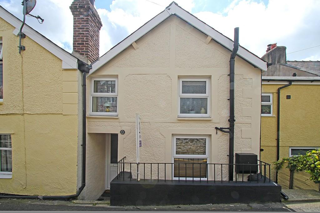 2 Bedrooms Terraced House for sale in Coed Madog Road, Talysarn, North Wales