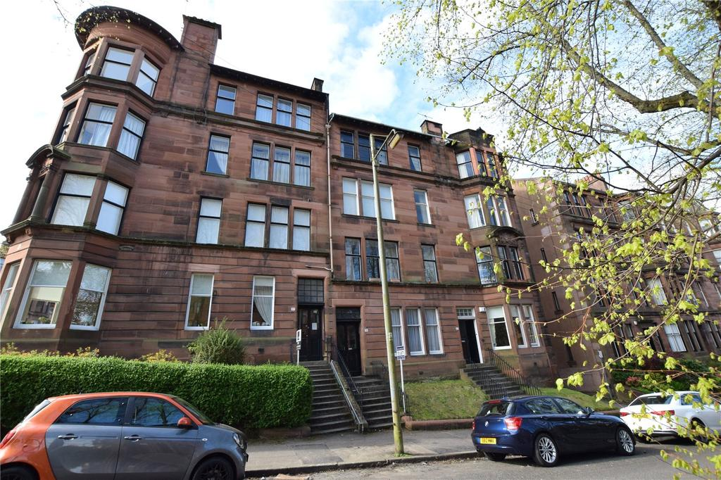 3 Bedrooms Apartment Flat for sale in 3/1, Queensborough Gardens, Hyndland, Glasgow