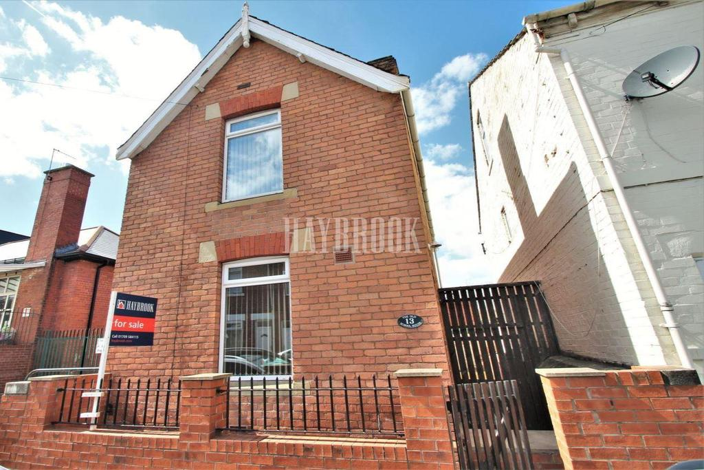 2 Bedrooms Detached House for sale in Pitt Street, Mexborough