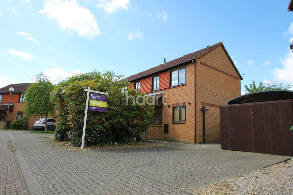 2 Bedrooms Semi Detached House for sale in Sought After Furzton