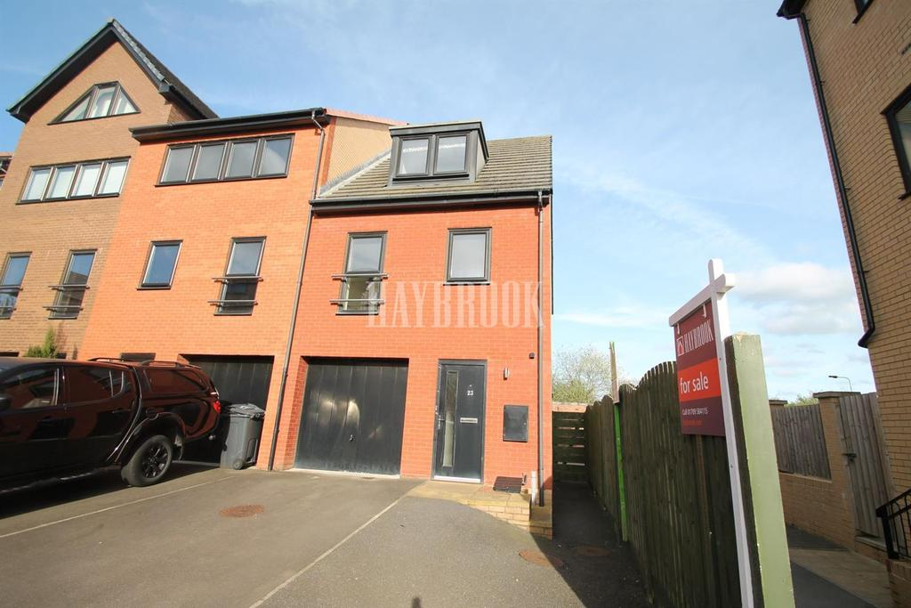 4 Bedrooms End Of Terrace House for sale in Tolson Walk, Wath-upon-Dearne