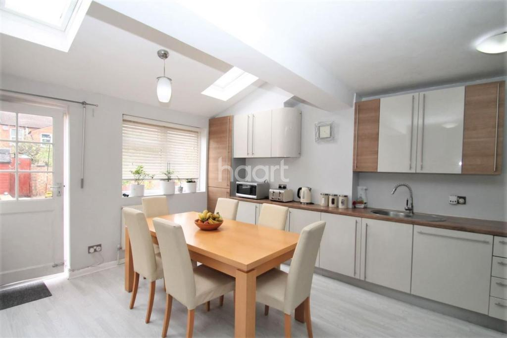 3 Bedrooms Terraced House for sale in Euston Road, Far Cotton, Northampton