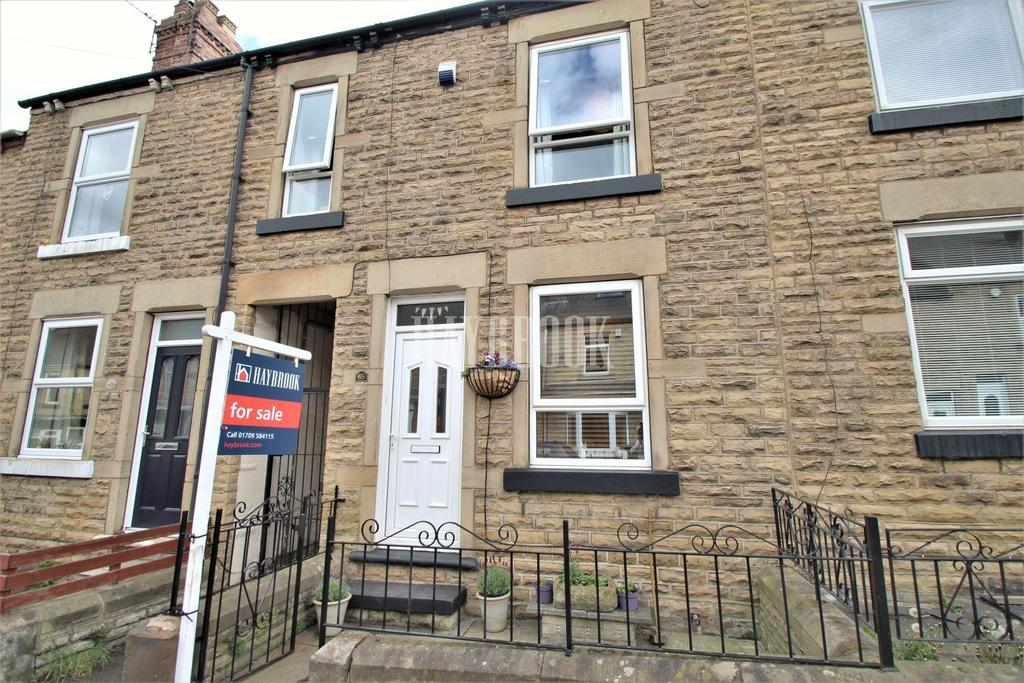 2 Bedrooms Terraced House for sale in Avenue Road, Wath upon Dearne