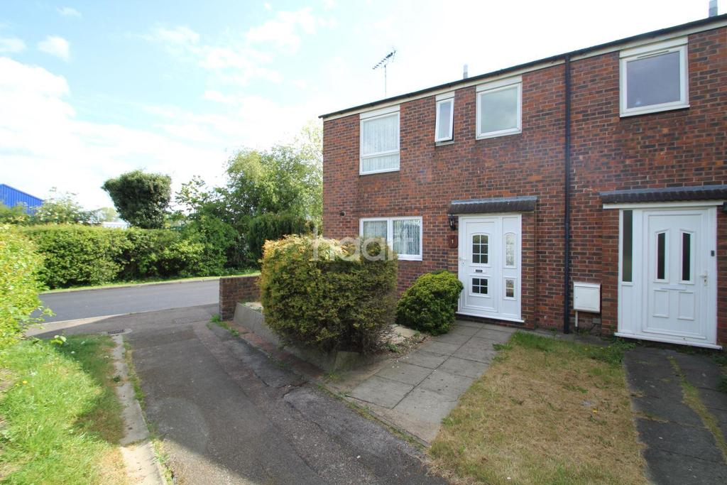 2 Bedrooms End Of Terrace House for sale in Dales Path, Farriers Way, Borehamwood