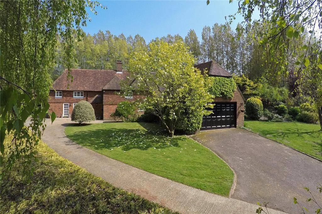 4 Bedrooms Detached House for sale in East Hoathly, Lewes, East Sussex