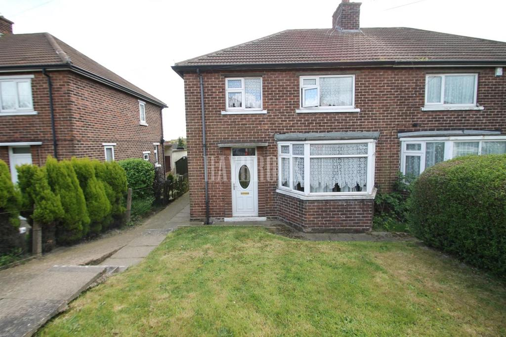 3 Bedrooms Semi Detached House for sale in Warren Avenue, Rawmarsh
