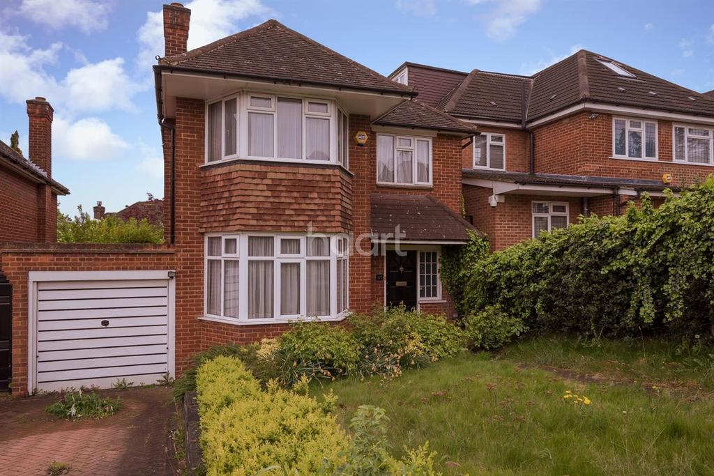 4 Bedrooms Detached House for sale in The Paddocks, Wembley Park