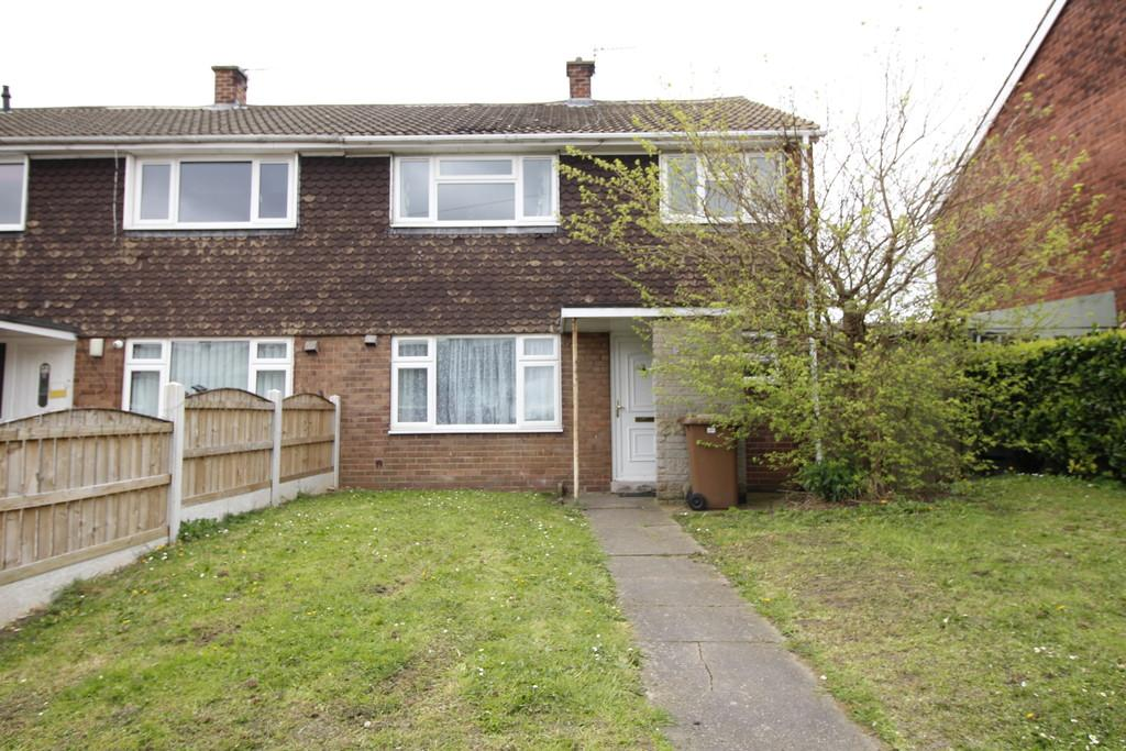 3 Bedrooms End Of Terrace House for sale in Shelley Drive, Ferrybridge