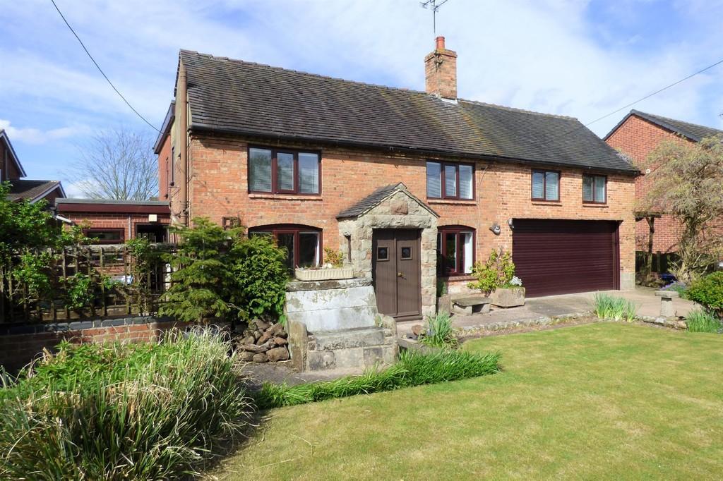 4 Bedrooms Cottage House for sale in Marlpit Lane, Denstone