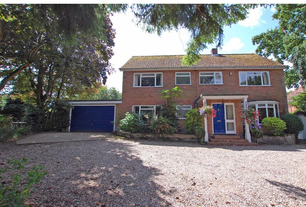 4 Bedrooms Detached House for sale in Blickling Road, Aylsham