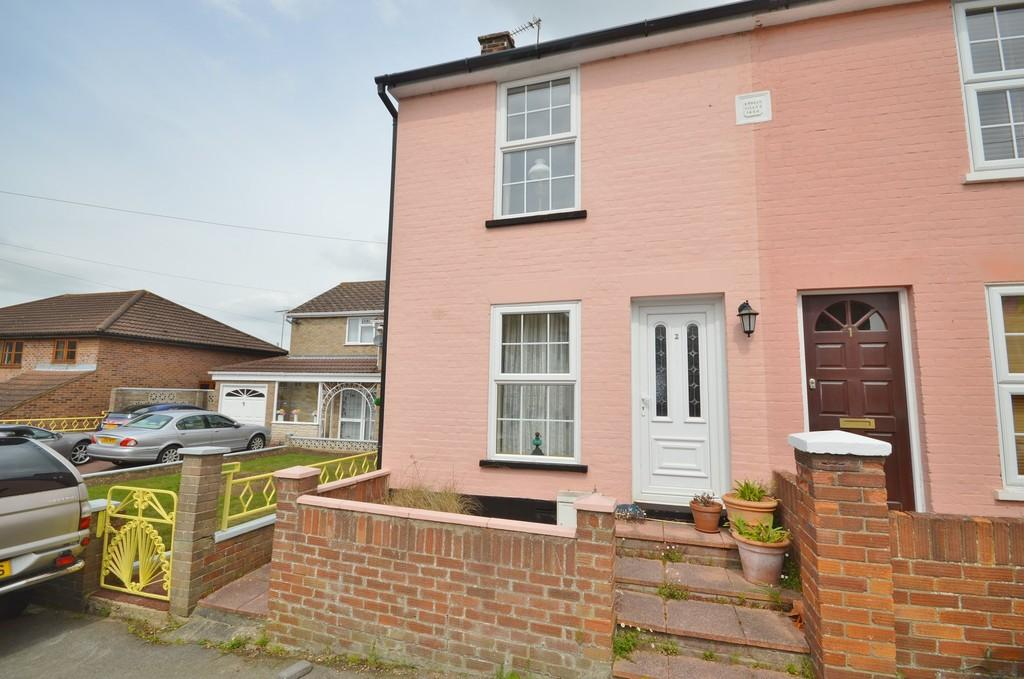 2 Bedrooms Cottage House for sale in Chapel Cut, Mistley, Manningtree