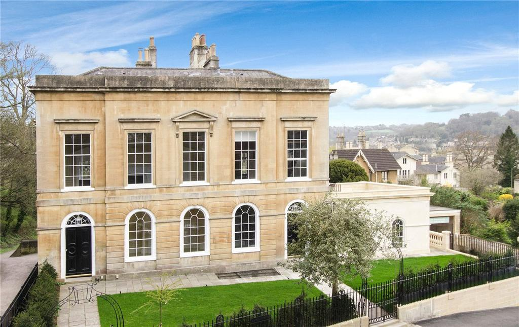 5 Bedrooms Detached House for sale in Sydney Road, Bath, BA2
