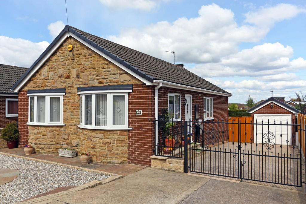 3 Bedrooms Detached Bungalow for sale in Hollin Drive, Durkar