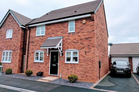 3 bedroom detached house for sale - Triumph Road, Hinckley