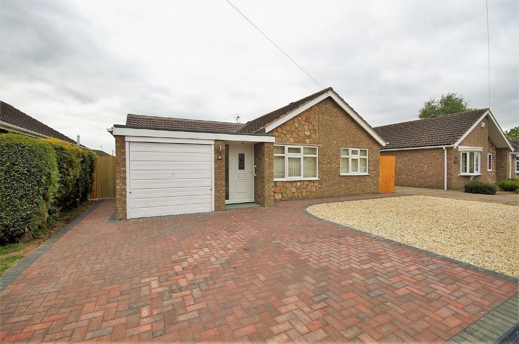 3 Bedrooms Detached Bungalow for sale in Bodmin Moor Close, North Hykeham