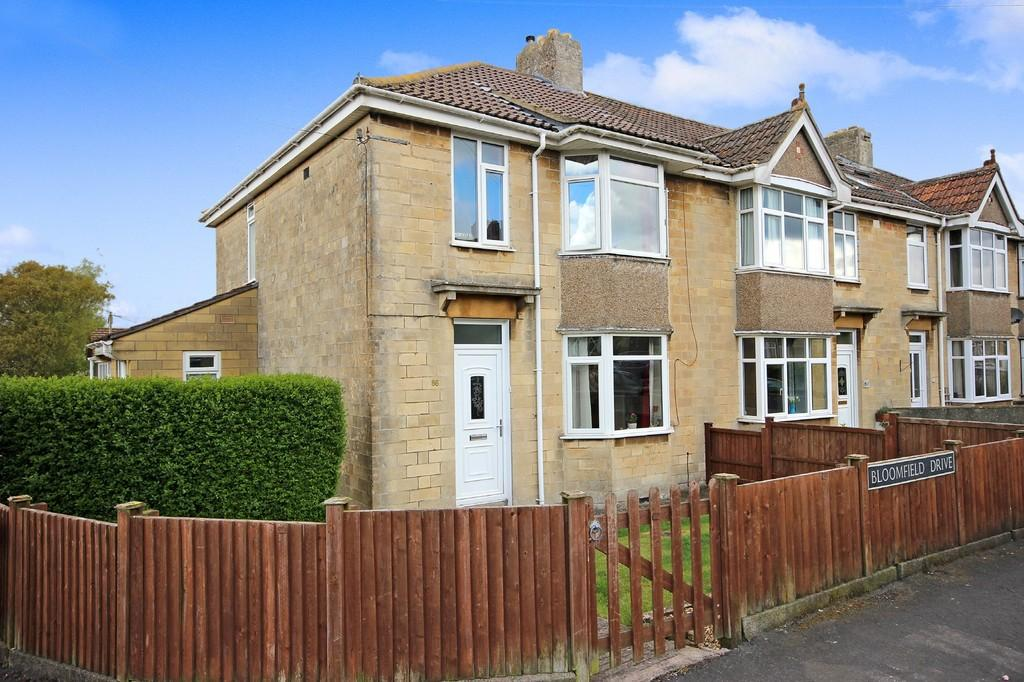 3 Bedrooms Terraced House for sale in Bloomfield Drive, Bath