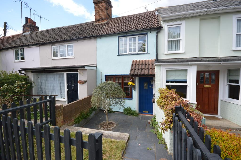 2 Bedrooms Terraced House for sale in Head Street, Rowhedge