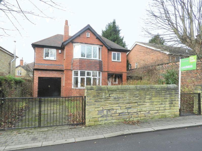 4 Bedrooms Detached House for sale in North Grange Road, Leeds