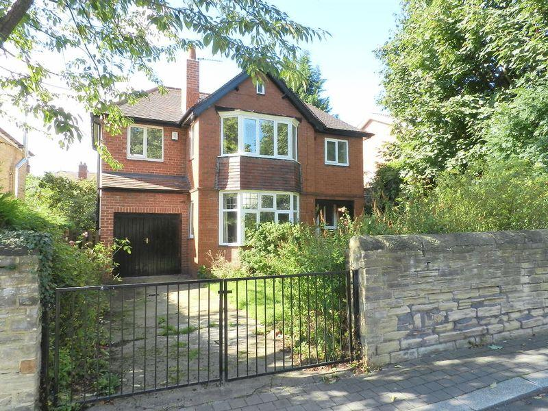 4 Bedrooms Detached House for sale in North Grange Road, Leeds