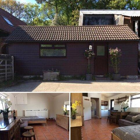 Studio to rent - Crosswater House, Churt