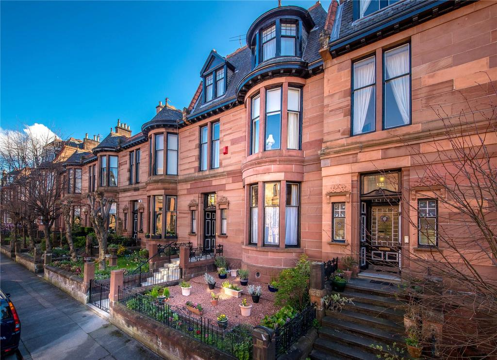 7 Bedrooms Terraced House for sale in Dowanhill Street, Glasgow, G12