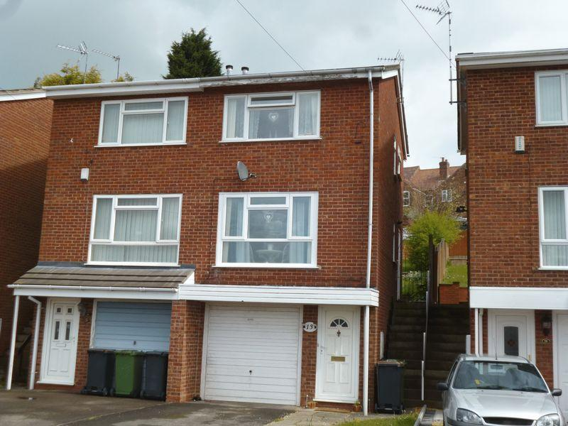 2 Bedrooms Semi Detached House for sale in Salisbury Drive, Chapel End, Nuneaton