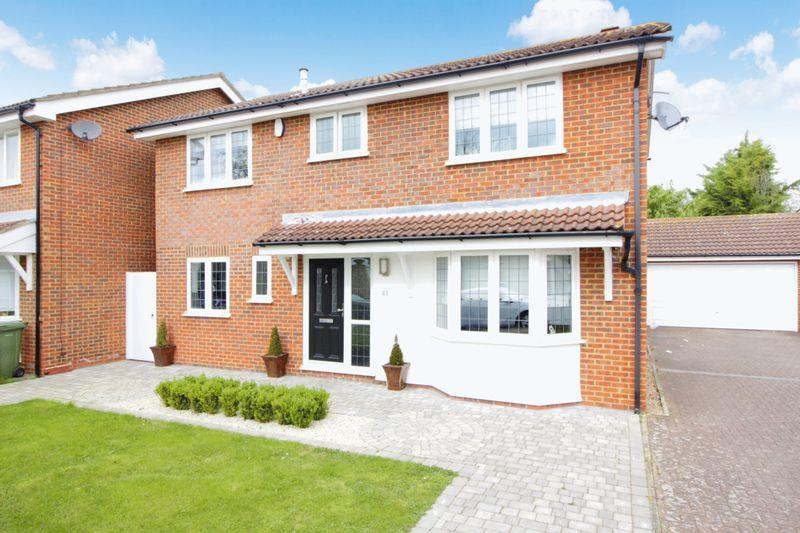 4 Bedrooms Detached House for sale in Lamorbey Close, Sidcup