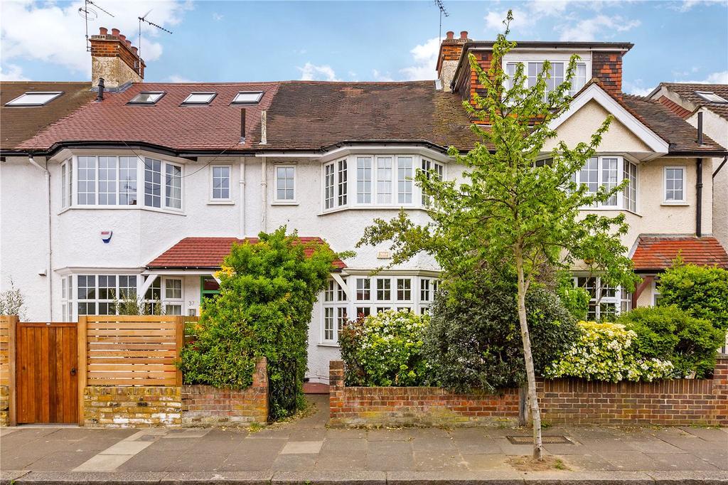 4 Bedrooms Terraced House for sale in Enmore Gardens, East Sheen, London, SW14