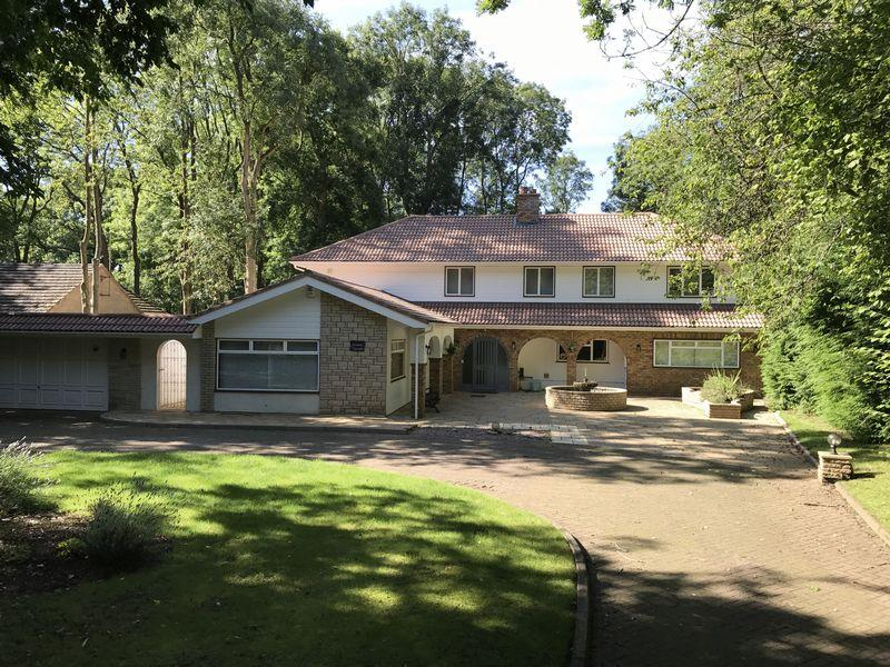 6 Bedrooms Detached House for sale in Oldhill Wood, Studham