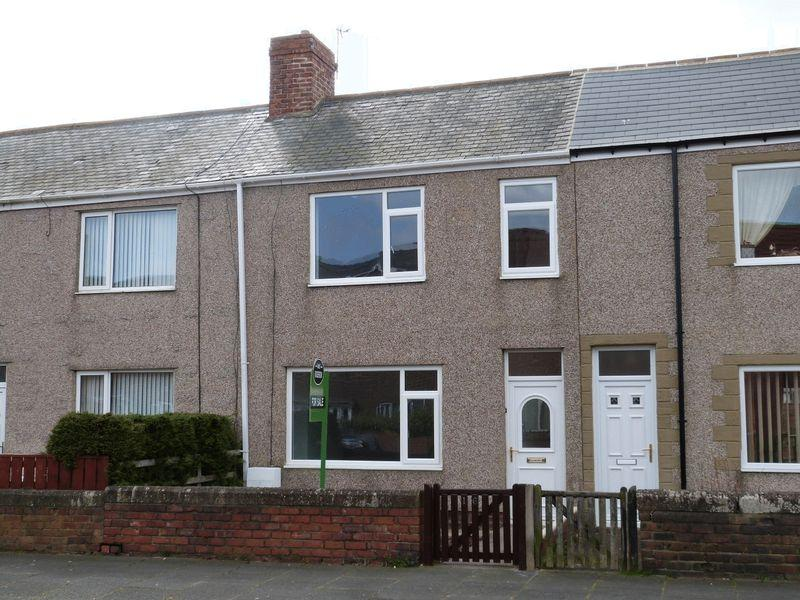 3 Bedrooms Terraced House for sale in Seventh Avenue, Ashington, Three Bedroom Terraced House