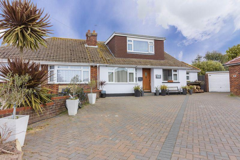 4 Bedrooms Chalet House for sale in Southview Close, Shoreham-By-Sea