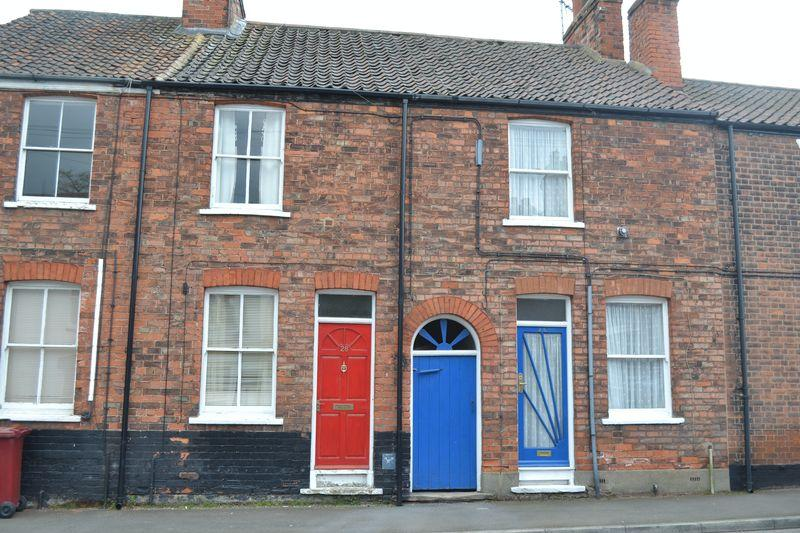 2 Bedrooms Terraced House for sale in Whitecross Street, Barton-Upon-Humber