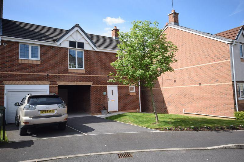 2 Bedrooms Semi Detached House for sale in Harebell Close, Widnes