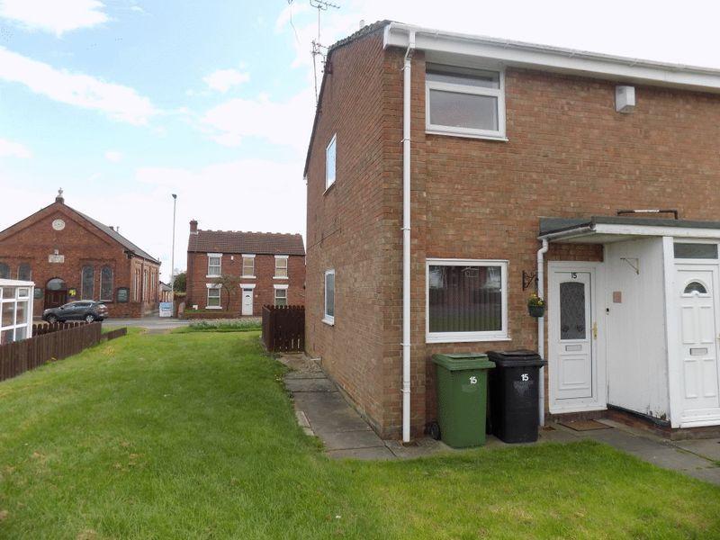 2 Bedrooms Flat for sale in Blagdon Court, Bedlington - Two Bedroom Ground Floor Flat.