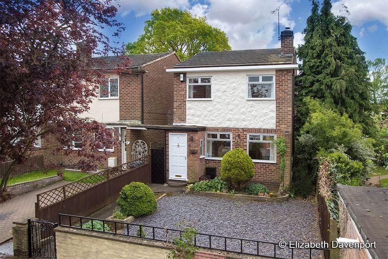 3 Bedrooms Detached House for sale in The Mews, Kenilworth