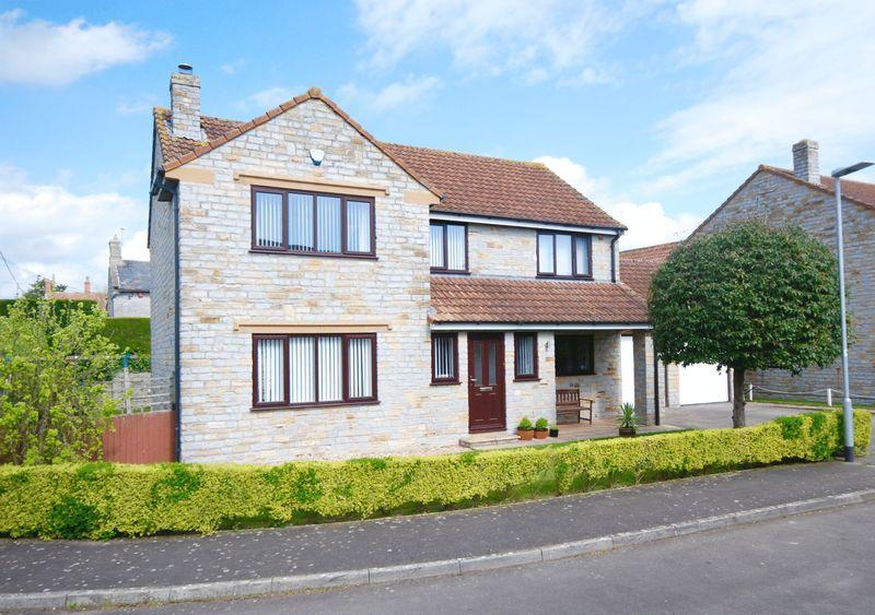4 Bedrooms Detached House for sale in Keinton Mandeville