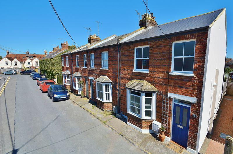 3 Bedrooms Terraced House for sale in Park Terrace, Thame