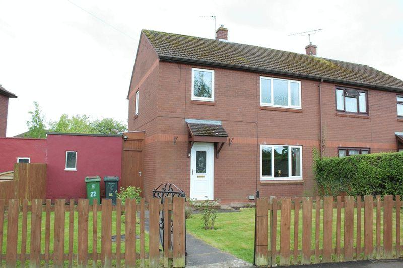 3 Bedrooms Semi Detached House for sale in Field Crescent, Harlescott, Shrewsbury, SY1 4PA