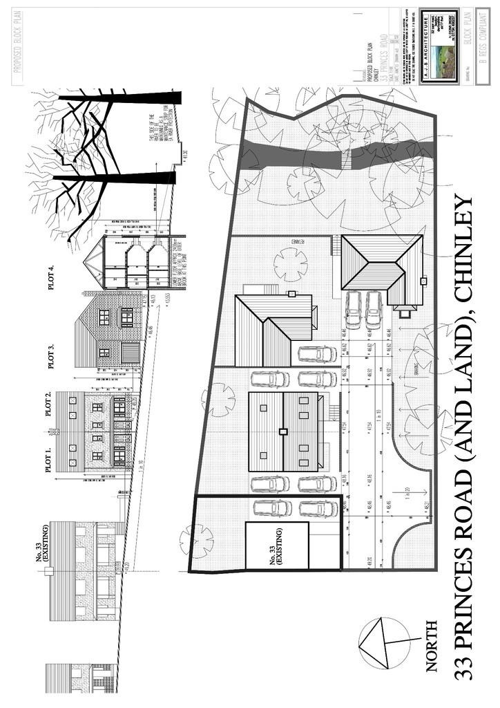 4 Bedrooms Plot Commercial for sale in Plot 4, Princes Road, Chinley