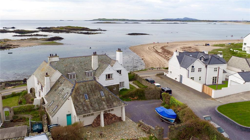 6 Bedrooms Detached House for sale in Rhosneigr, Anglesey, LL64
