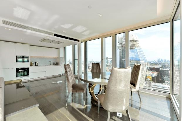3 Bedrooms Apartment Flat for sale in The South Bank Tower Stamford Street, Southwark, SE1